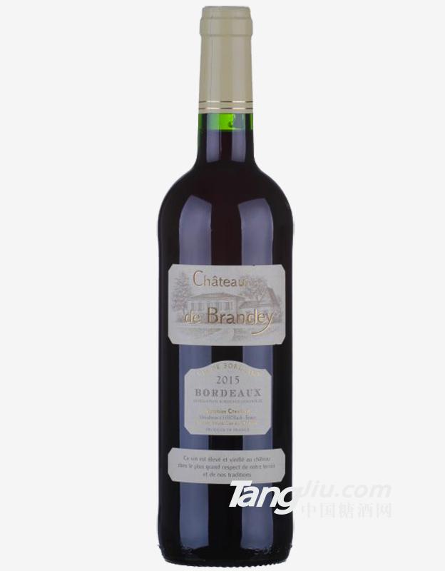 布兰迪庄园干红葡萄酒