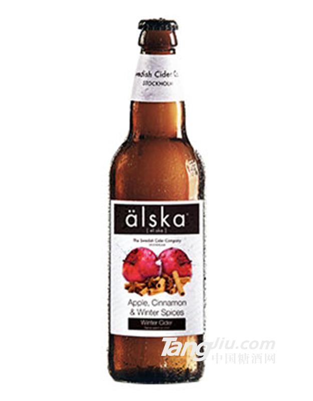 艾斯卡苹果肉桂味配制酒