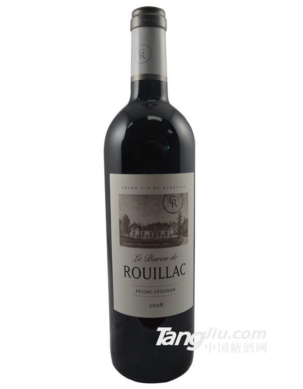 胡雅克庄园干红葡萄酒