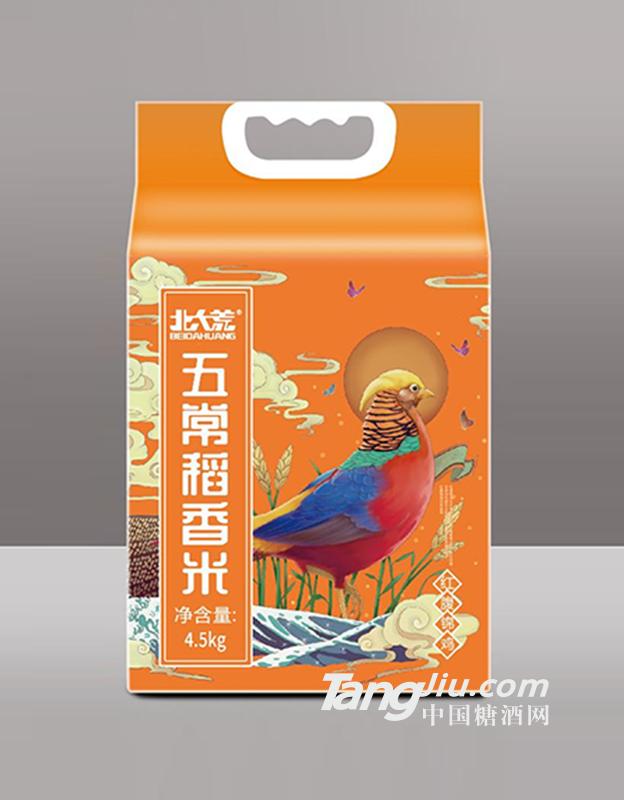 五常稻香米-红腹锦鸡4.5kg