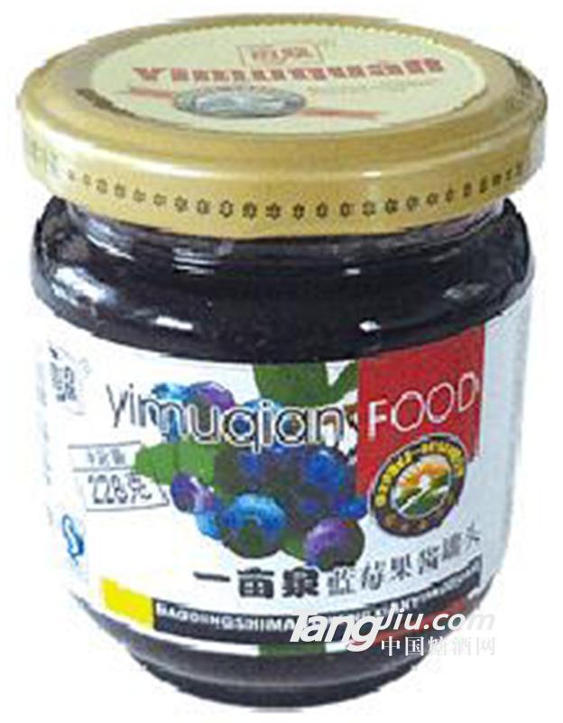 一亩泉蓝莓果酱