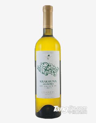 哈列拔 克拉胡纳白葡萄酒