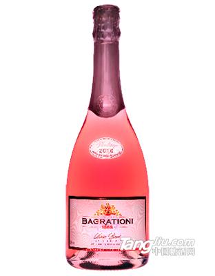 巴格拉蒂欧妮陶奎丽桃红起泡酒-750ml