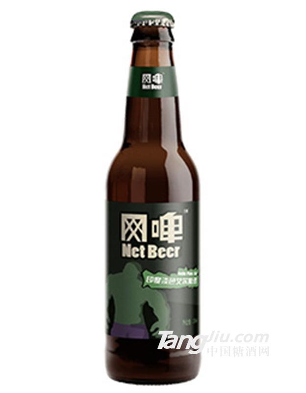 亨力精酿印度淡色艾尔啤酒—(瓶装)330ml