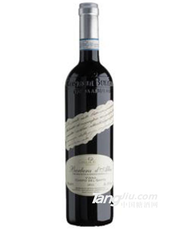 巴贝拉老藤干红葡萄酒