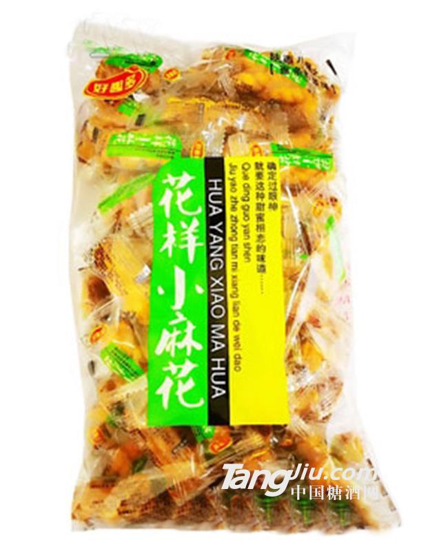 小麻花蜂蜜香甜味