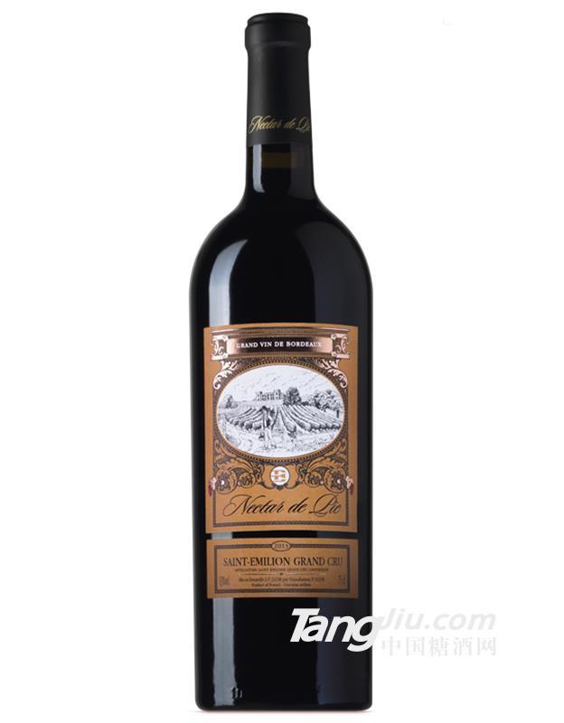 法国柏阁干型红葡萄酒718
