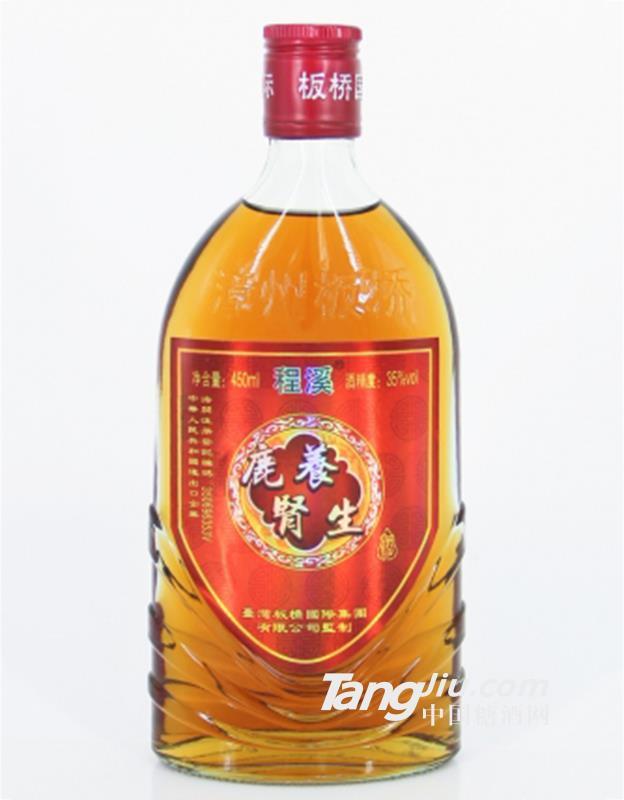 程溪鹿肾养生酒-450ml