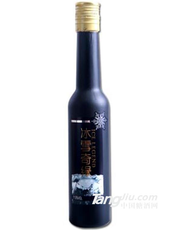 冰雪奇缘雪酽葡萄酒女士红酒200ml