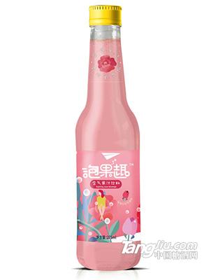 泡果趣-玫瑰-275ml