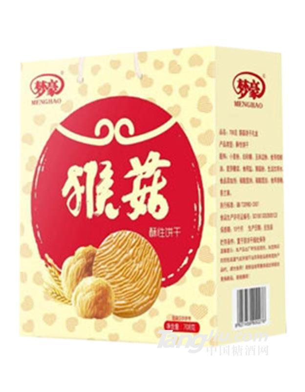 梦豪猴菇酥性饼干708g