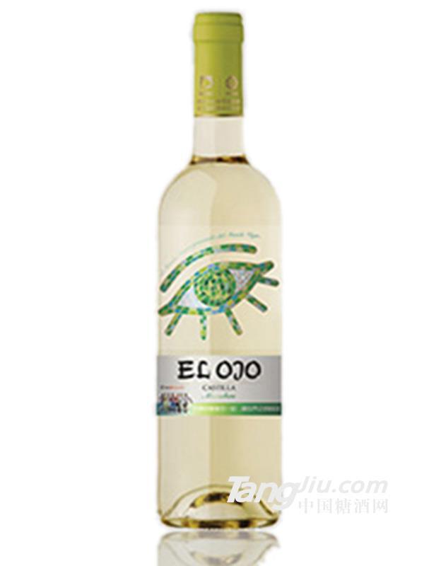 西班牙世界之眼卡斯蒂利亚干白葡萄酒