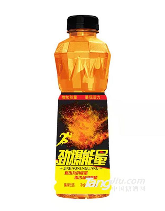 劲爆能量维生素饮料600ml