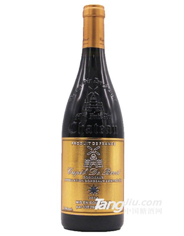 丘比特干红葡萄酒750ml