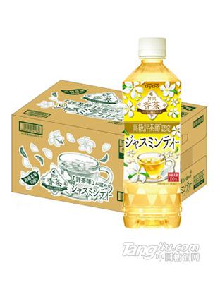 达亦多(Dydo)茉莉花茶饮料 500ml_24瓶