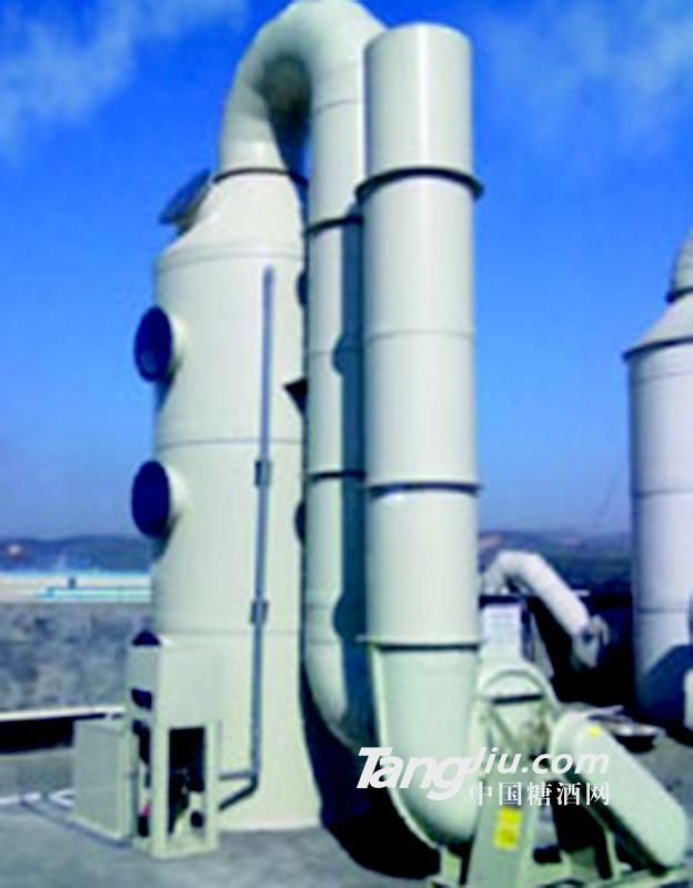 DST型酸雾净化塔-环保设备