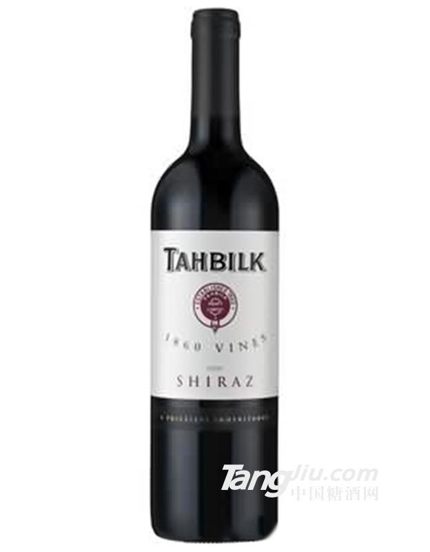 德宝庄1860老藤西拉干红葡萄酒