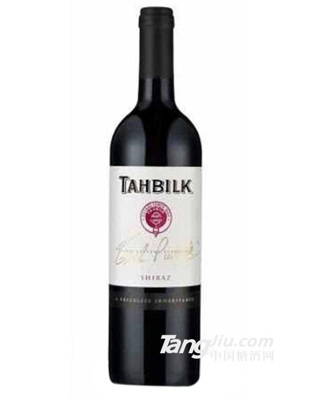 德宝酿酒师巴布力克西拉干红葡萄酒