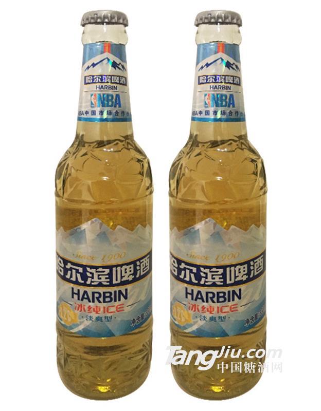 哈尔滨啤酒冰纯-330ml