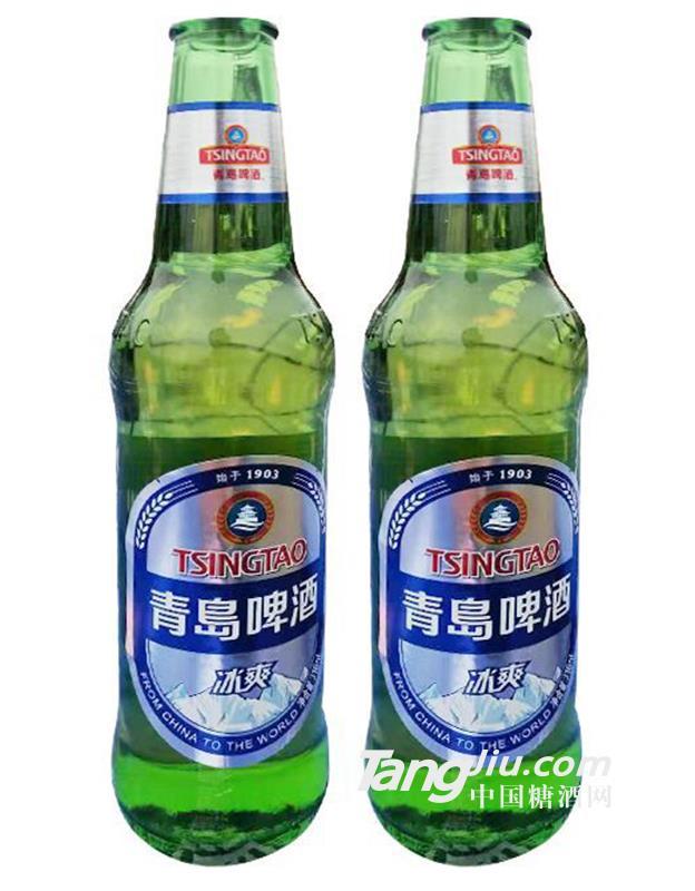 青岛冰爽啤酒-316ml
