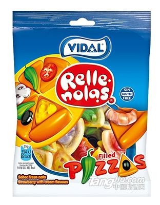 威达尔披萨软糖-100g