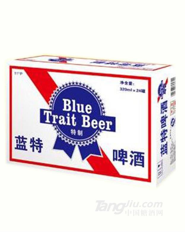 蓝特特制啤酒 320ml