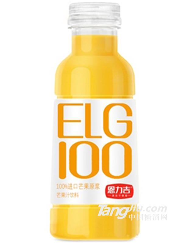 恩力吉芒果汁450ml