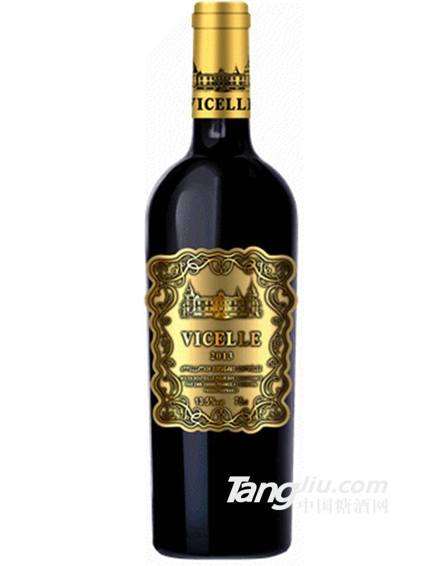 法国维圣尔干红葡萄酒2013