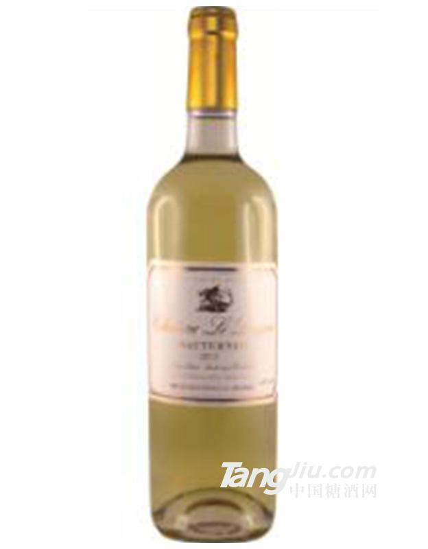法国龙堡贵腐甜白葡萄酒