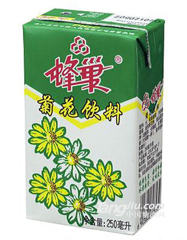 蜂巢菊花饮料