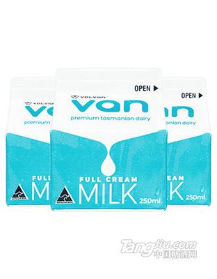 van鲜奶-澳洲原装进口牛奶-250ml
