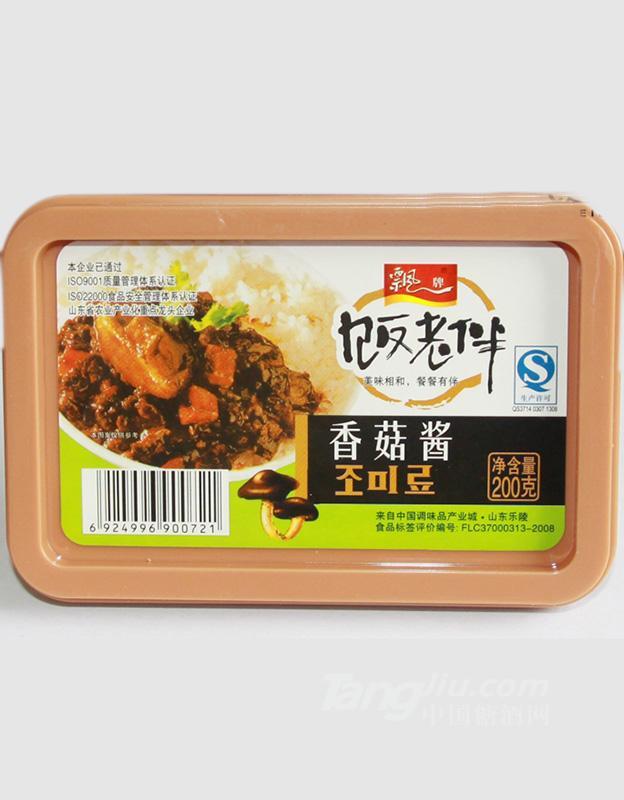 饭老伴 香菇酱200g