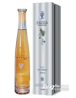 法莱雅冰甜葡萄酒