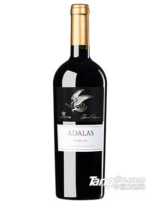 2016艾德斯特级珍藏马贝克干红葡萄酒