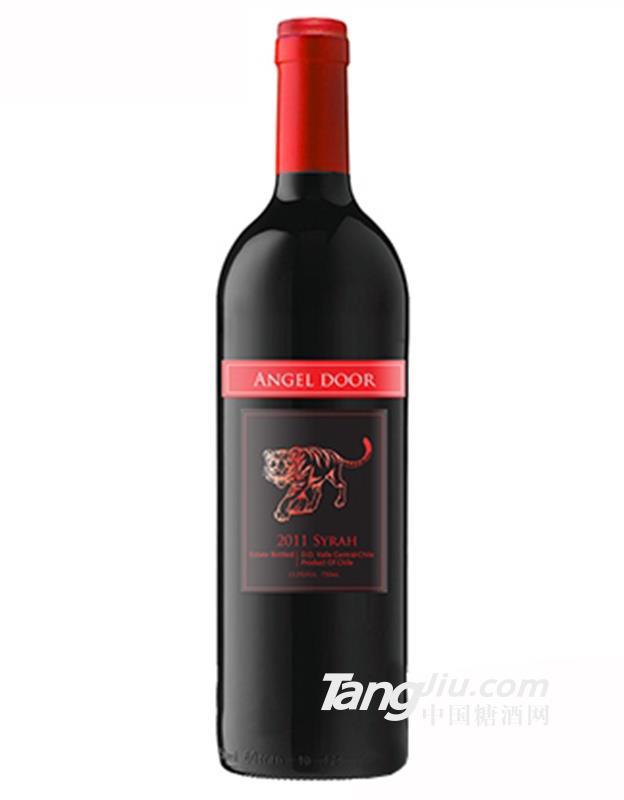智利雄虎西拉葡萄酒