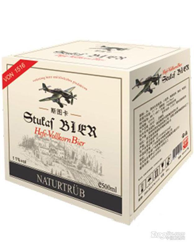 斯图卡啤酒500ml箱装