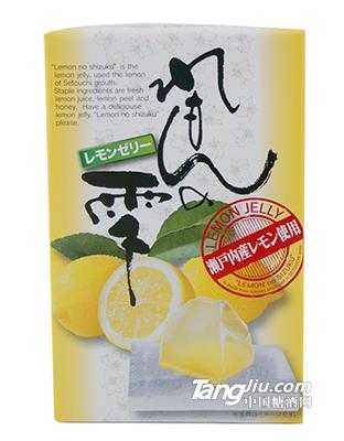 柠檬口味果冻-35g