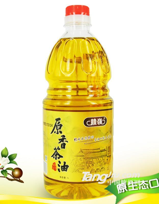 原香型1L茶油