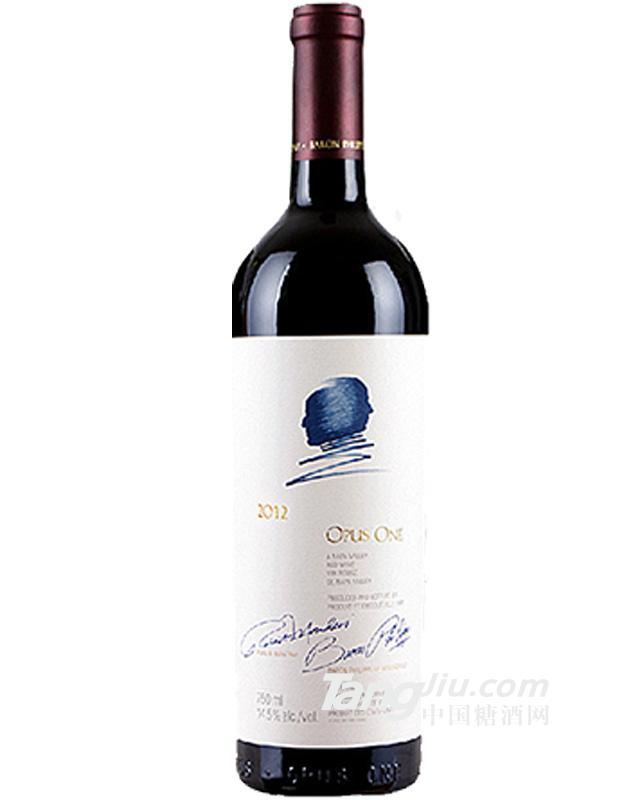 美国一号干红葡萄酒750ml