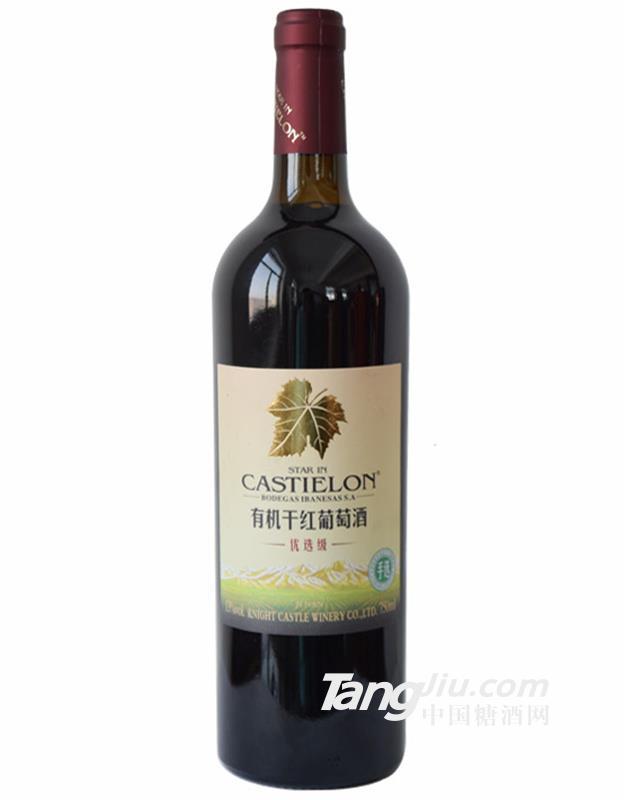 歌莉娜家族珍藏有机干红葡萄酒-750ml