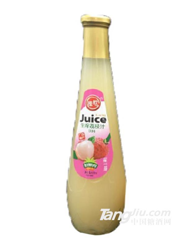 桂钦生榨荔枝汁饮料