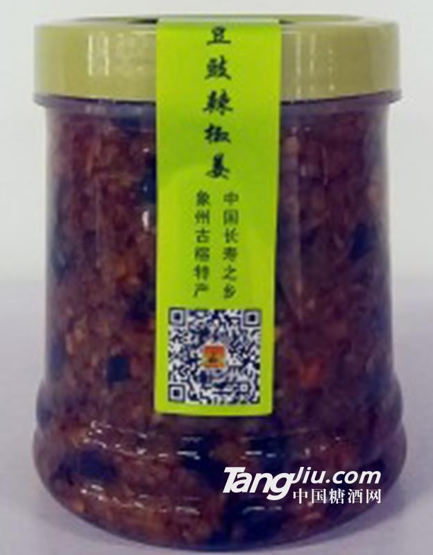 豆豉酱椒姜330g