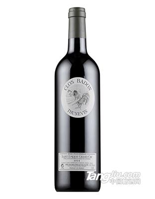 巴顿-圣埃美隆红葡萄酒