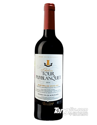 布兰科-圣埃美隆城堡红葡萄酒