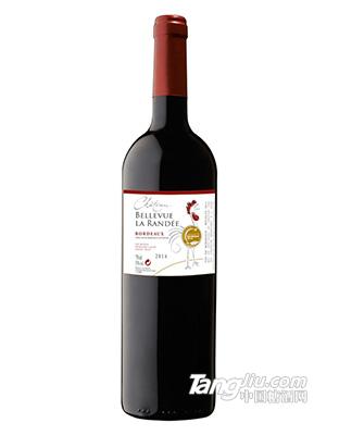 兰迪-美景庄园红葡萄酒