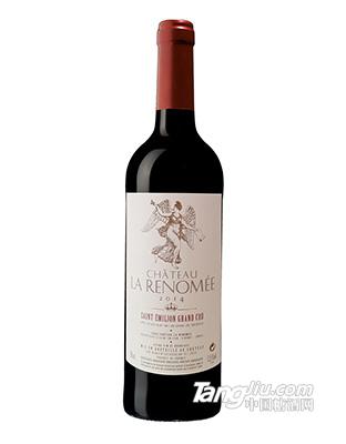 名誉-圣埃美隆城堡红葡萄酒