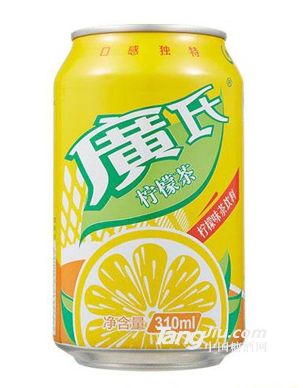 廣氏 柠檬味茶饮料-330ml