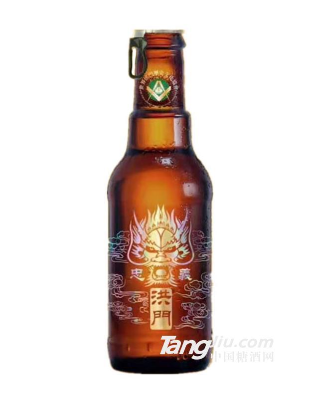 洪门啤酒236ml