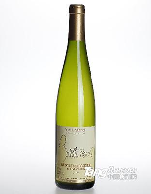 米歇尔冯内酒庄琼瑶浆白葡萄酒750ml