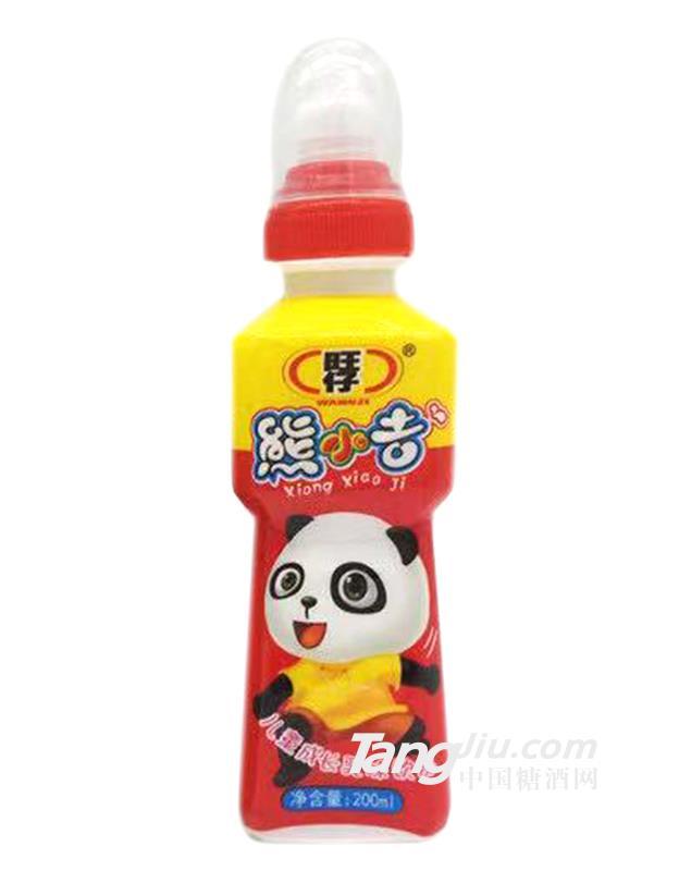 旺仔熊小吉(草莓)-200ml